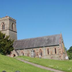 St Mary's Church Llanfair Caereinion