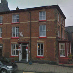 Royal Hotel Llanidloes Powys Hughes Architects