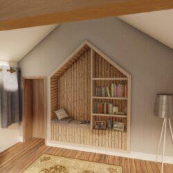 Interior Architecture Hughes Architects